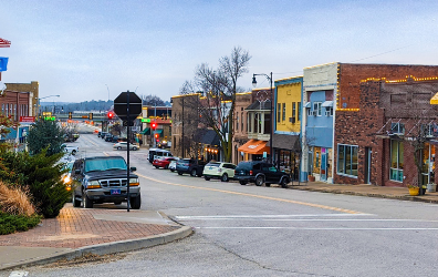 Downtown Sand Springs: Live, Work, and Shop!