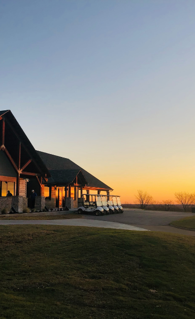 New Greens, New Clubhouse, New Members