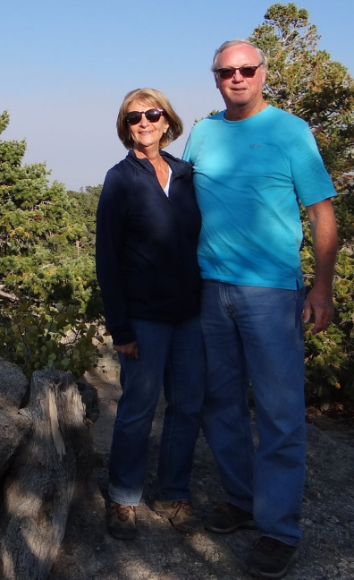 Where are They Now? – Ward and Linda Sherril