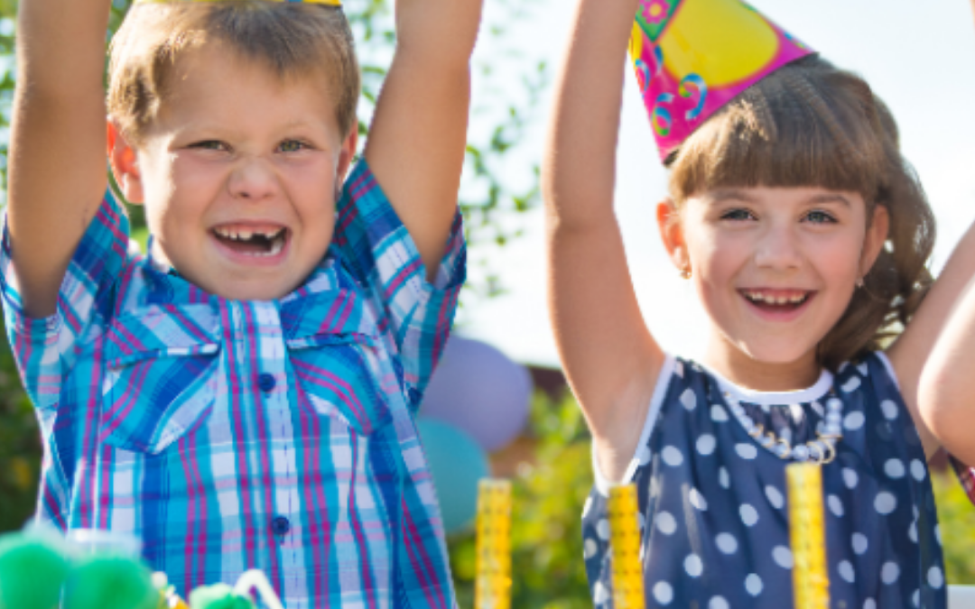 Four Ways to Celebrate Your Child's Summer Birthday