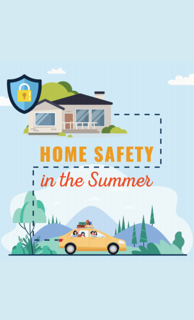 Home Safety in the Summer